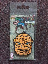 Marvel Comics The Thing Plastic Keyring Gift