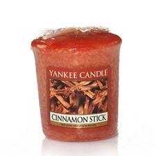 Cinnamon Small Round Candles & Tea Lights