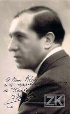 LUCIEN MURATORE Opéra Autographe KLEIN Rahkmatoff SEIDENBERG Photo 1930s