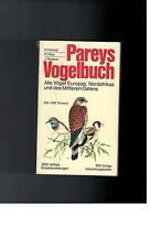 H. Heinzel - Pareys Vogelbuch - 1988