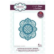 Craft DIE CED8103 Sue Wilson Collezione AUSTRALIANA-Brisbane