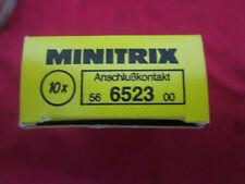 MiniTrix 66523 -  Spur N - 19 x Anschlussklammer