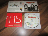 HANSON I Will Come To You OOP 1997 GERMANY CD single