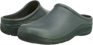 Mens Ladies Clog Mules Nursing Garden Beach Sandals Hospital Rubber Pool Shoes