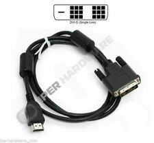 Câble d'origine Toshiba HDMI to DVI-D 1.5M  Adapter Cable GDM900001975