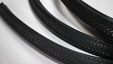Ford Anglia 105E/123E/307E Cable de clima PVC Efecto Tejido () - Negro