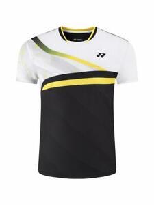 Quick dry Badminton Short sleeve T-Shirts for Tennis clothes Men Sport Tops
