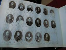 IMPORTANT CATHOLIC CHURCH PHOTOGRAPHS First Vatican Council 1st ED Signed photos