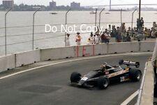 Emilio de Villota Lbt equipo marzo 821 Detroit Grand Prix 1982 fotografía