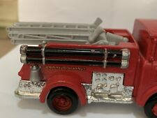 DISNEY PIXAR CARS DIE CAST  RED THE FIRE TRUCK Firetruck