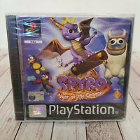 Spyro: Year of the Dragon PlayStation 1 PS1 - New And Sealed - Read Description