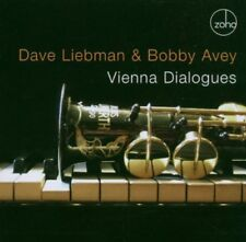 Dave Liebman and Bobby Avey - Vienna Dialogues [CD]