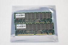 Edge Micron 512MB RAM Kit (2 x 256MB) PC133 SDRAM REG ECC 168 Pin DIMM - M06