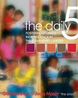 The Daily Five by Boushey, Gail , Paperback