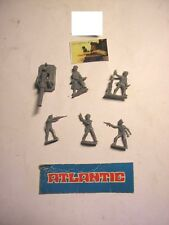 Soldatini Toy Soldiers Atlantic Rivoluzione Russa scala H0-00 #N2