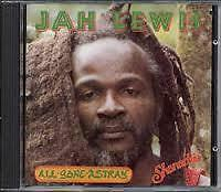 All Gone Astray by Jah Lewis (CD, Shanachie Records)