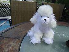 GANZ - Webkinz Adorable White Poodle - Excellent Condition