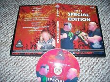 EWP Wrestling DVD Special Edition 2009 Cannonball Grizzly signiert WWF WCW  WWE