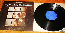 THE BOX TOPS CRY LIKE A BABY ORIGINAL LP