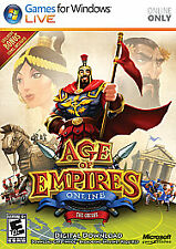 Age of Empires Online (PC GAME, 2011) - BRAND NEW SEALED - SAME DAY SHIPPING
