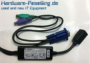 Dell 520-289-008  0N3970 PS/2 System Interface POD KVM Kabel