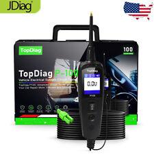 JDiag Car Power Probe Circuit Tester Electrical System Detector Diagnostic M7V2