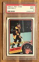 1984 O-Pee Chee #327 Cam Neely RC Mint PSA 9