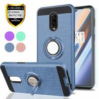 YmhxcY 360 Degree Rotating Ring /& Bracket Dual Layer Shock Bumper Cover for Galaxy A20e-ZH Rose Gold Galaxy A20E Case Galaxy A10E Phone Case with HD Screen Protector