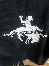 Vintage T Shirt - Gary Alan Local Crew Gildan Xxl Black Horse Band Merchandise