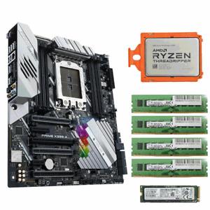 AMD Ryzen 1920X 3.50GHz CPU + ASUS PRIME X399-A 4x8GB 32GB RAM DDR4 256GB SSD