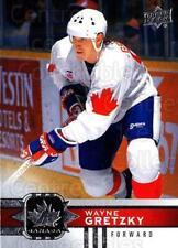 2017-18 Upper Deck Team Canada #140 Wayne Gretzky