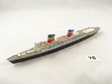 VINTAGE TRIANG MINIC SHIPS #M704 SS UNITED STATES OCEAN LINER 1:1200 DIECAST