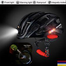 ROCKBROS Ultralight Bicycle Waterproof Light Helmet For Road & MTB Mountain Bike