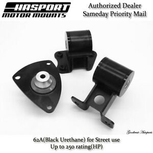 Hasport Mount Kit for 02-06 Honda CR-V/ 03-06 Element Auto Trans. HP-RD4STA-62A