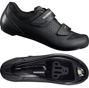 Shimano RP1 Road Bike Bicycle Cycling Shoes For SPD SL Black