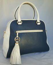 Michael Kors joan Knox Tassel Handbag satchel leather purse handbag shoulder