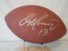 Dan Marino Signed Wilson NFL Official Paul Tagliabue Game Football JSA J58431