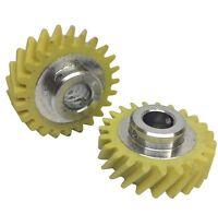 2 Kitchenaid Mixer **Factory Sealed** 23 Teeth Worm Drive Gear Repair W10112253