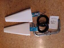 LTE Hochleistungs - LTE LOG Antenne (800MHz, 1800, 2600) 20dBi - inklusive...