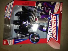 Transformers Animated Leader Decepticon Shadow Blade Black Megatron New Sealed