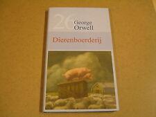 BIBLIOTHEEK HET LAATSTE NIEUWS N° 26 / GEORGE ORWELL - DIERENBOERDERIJ