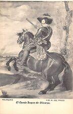 BF9694 el conte duque de olivares horses velazques paint art
