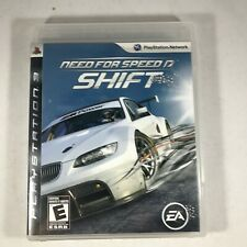 Need for Speed Shift (Sony PlayStation 3 , 2009) PS3 Complete Tested