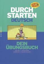 Durchstarten Deutsch: Deutsch 7. Dein Übungsbuch: Mit Lösungen. Dein Übungsbuch