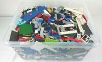 Lego 1KG Box Random Selection of Bricks Plates Tiles Technic Minifig Accessory