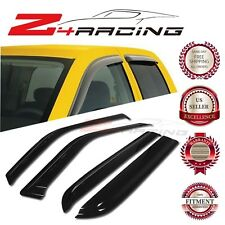 For 97-16 Expedition/Navigator Vent Shade Guard Window Visors Deflector Smoke 4P