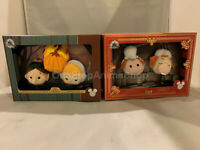 D23 Expo 2019 Disney Tsum Tsum The Adventures Of Ichabod and Mr Toad LE1000