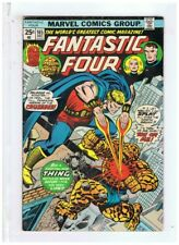 Marvel Comics The Fantastic Four #164 F/VF- 1975 Origin Marvel Boy & Crusader