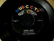 The 3 Honey DROPS Honey Drop / In The Summer RARE GROUP VOCAL 45 Music City HEAR