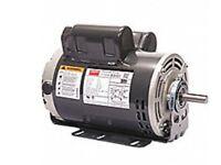 Dayton General Purpose Motor. 2 HP, Voltage: 115/230, Nameplate Rpm: 3450. New